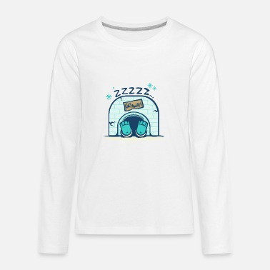 Go away - Kids' Premium Long Sleeve T-Shirt