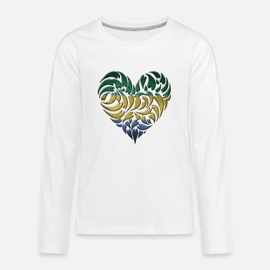 Gabon Gabon - Kids' Premium Long Sleeve T-Shirt