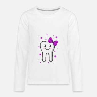 Tooth Tooth Fairy - Kids' Premium Longsleeve Shirt