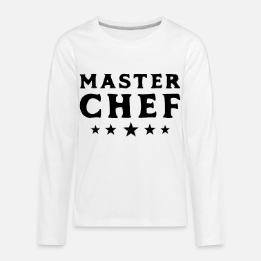 Hobby Cook Master Chef / Star Cook /Hobby Cook - Kids' Premium Longsleeve Shirt