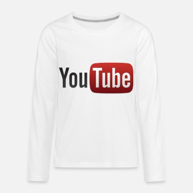 Youtuber YouTube - Kids' Premium Long Sleeve T-Shirt
