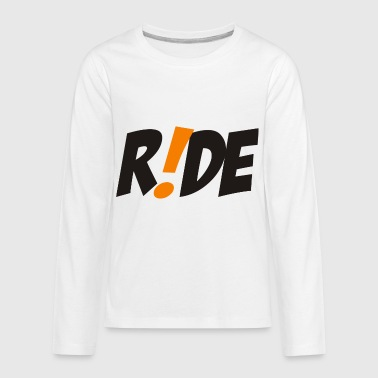 2541614 14248319 ride - Kids' Premium Long Sleeve T-Shirt
