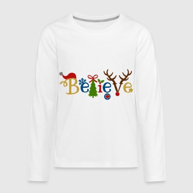 Christmas - Kids' Premium Long Sleeve T-Shirt