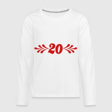 2541614 14734646 20 - Kids' Premium Long Sleeve T-Shirt