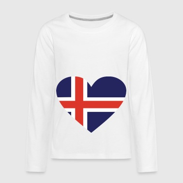 2541614 14655995 island - Kids' Premium Long Sleeve T-Shirt