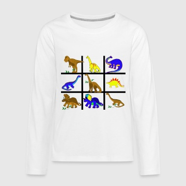 Dinosaurs - Kids' Premium Long Sleeve T-Shirt