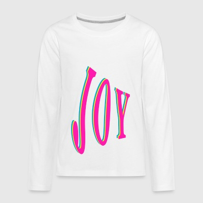 JOY - Kids' Premium Long Sleeve T-Shirt