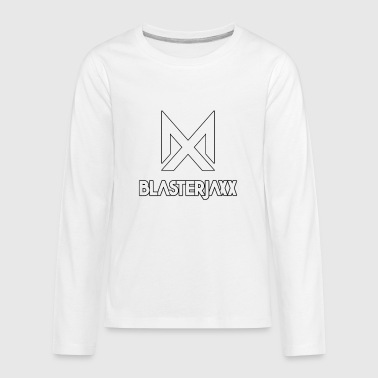 Blasterjaxx IV - Kids' Premium Long Sleeve T-Shirt