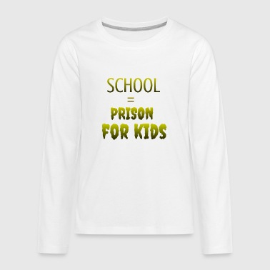 School - Kids' Premium Long Sleeve T-Shirt