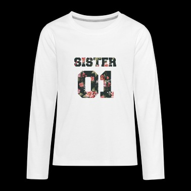 Sister 01 - Kids' Premium Long Sleeve T-Shirt