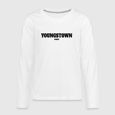 OHIO YOUNGSTOWN US EDITION - Kids' Premium Long Sleeve T-Shirt