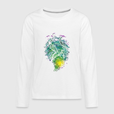 Wicked Thicket - Kids' Premium Long Sleeve T-Shirt