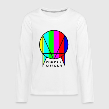 OWSLA - Kids' Premium Long Sleeve T-Shirt