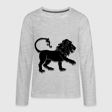 Leo Leo Shirt - Leo T shirt - Kids' Premium Long Sleeve T-Shirt