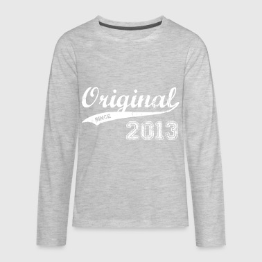 2013 - Kids' Premium Long Sleeve T-Shirt