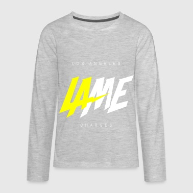 lame - Kids' Premium Long Sleeve T-Shirt