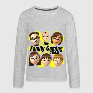 FGTEEV The Family Gaming Team  - Kids' Premium Long Sleeve T-Shirt