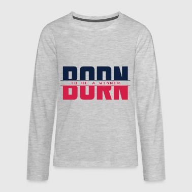 winner - Kids' Premium Long Sleeve T-Shirt