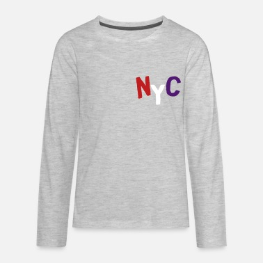 917 nyc - Kids' Premium Long Sleeve T-Shirt