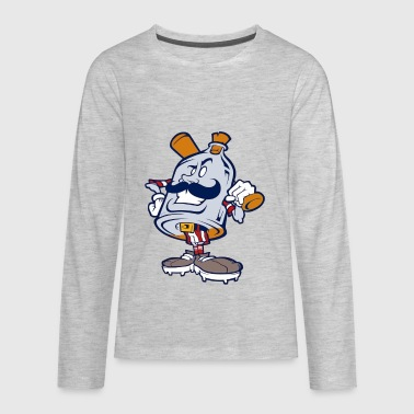 Branding - Kids' Premium Long Sleeve T-Shirt