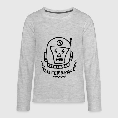 OUTERSPACE - Kids' Premium Long Sleeve T-Shirt