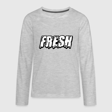 Fresh - Kids' Premium Long Sleeve T-Shirt