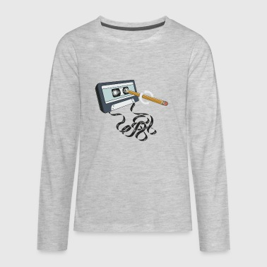 Back in the Day - Kids' Premium Long Sleeve T-Shirt