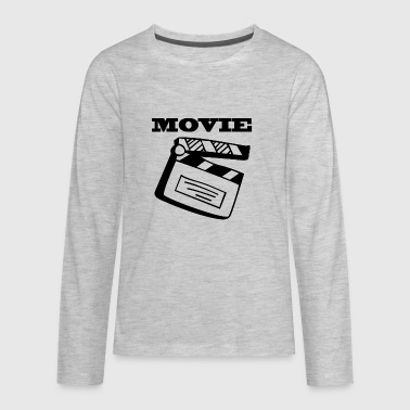 Movie - Kids' Premium Long Sleeve T-Shirt