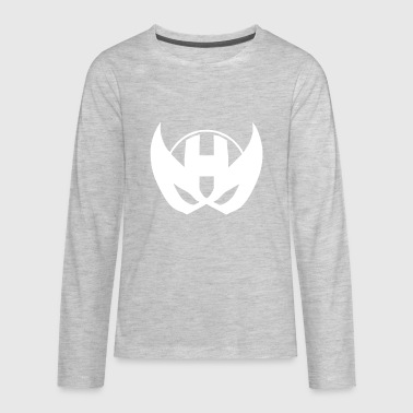 Hawkeye Funny Hawkeye - Kids' Premium Long Sleeve T-Shirt