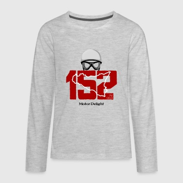 Sicilia Sicilia 1962 © - Kids' Premium Long Sleeve T-Shirt