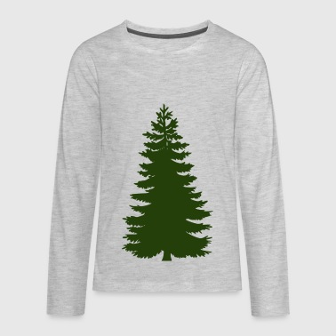 pine - Kids' Premium Long Sleeve T-Shirt