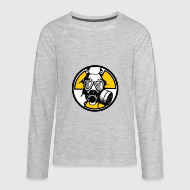 Radiation - Kids' Premium Long Sleeve T-Shirt