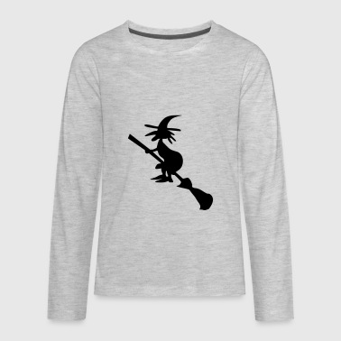 Witch - Kids' Premium Long Sleeve T-Shirt
