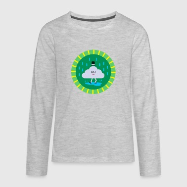 raindance badge - Kids' Premium Long Sleeve T-Shirt
