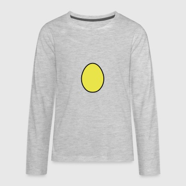Egg - Kids' Premium Long Sleeve T-Shirt