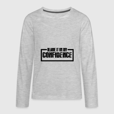 Bruno Mars Finesse - Kids' Premium Long Sleeve T-Shirt