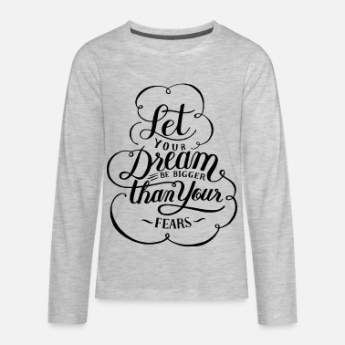 Quote Cool Quote - Kids' Premium Longsleeve Shirt