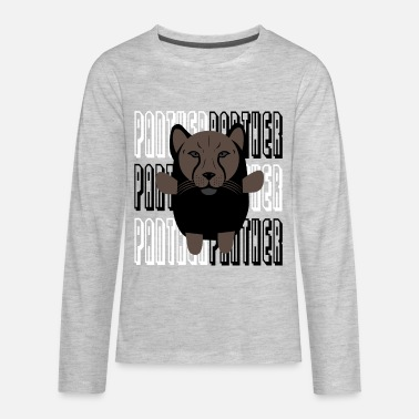 75ae74cf Shop Black-panther-cats T-Shirts online   Spreadshirt