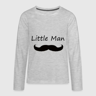 Little Man - Kids' Premium Long Sleeve T-Shirt