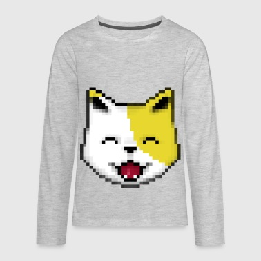 SENIH CAT KITTY - Kids' Premium Long Sleeve T-Shirt