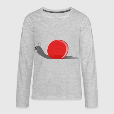 snail - Kids' Premium Long Sleeve T-Shirt