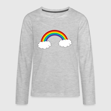 Rainbow - Kids' Premium Long Sleeve T-Shirt