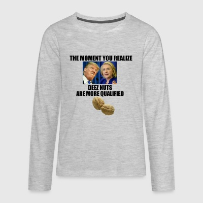 Election Year - Kids' Premium Long Sleeve T-Shirt