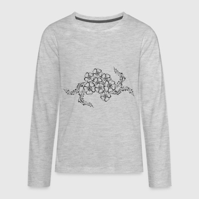 posiesB - Kids' Premium Long Sleeve T-Shirt