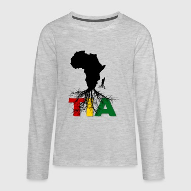 This is Africa - Kids' Premium Long Sleeve T-Shirt