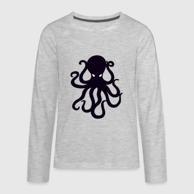 octopus - Kids' Premium Long Sleeve T-Shirt