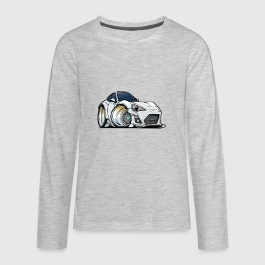 Toyota 86 - Kids' Premium Long Sleeve T-Shirt