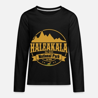 Haling HALE 1 E.png - Kids' Premium Long Sleeve T-Shirt