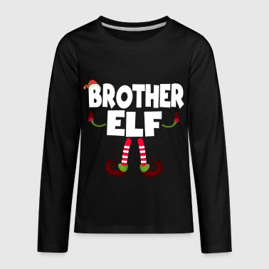 Brother Elf - Kids' Premium Long Sleeve T-Shirt