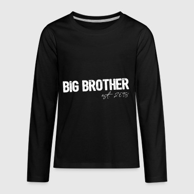 Gift For Big Brother 2018 Kids - Kids' Premium Long Sleeve T-Shirt